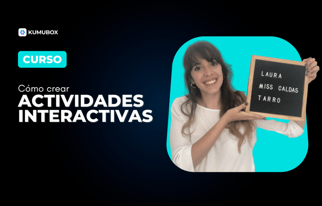 Cómo crear actividades interactivas (30h)