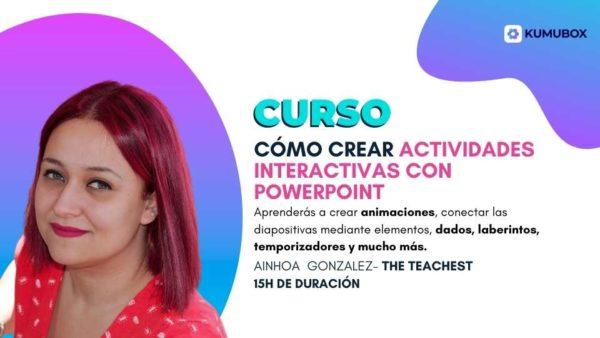 formación del profesorado actividades interactivas