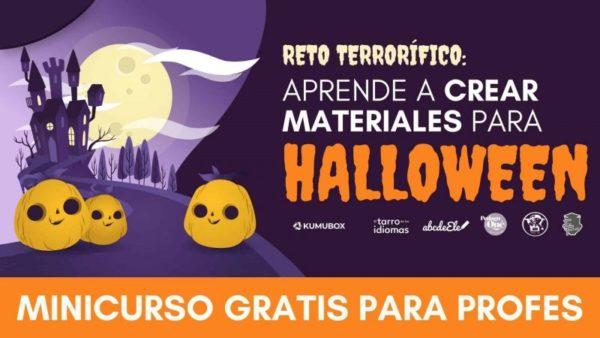 formación del profesorado halloween