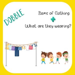 Dobble - Clothes