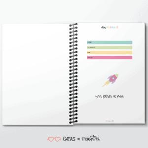 cuaderno para opositores