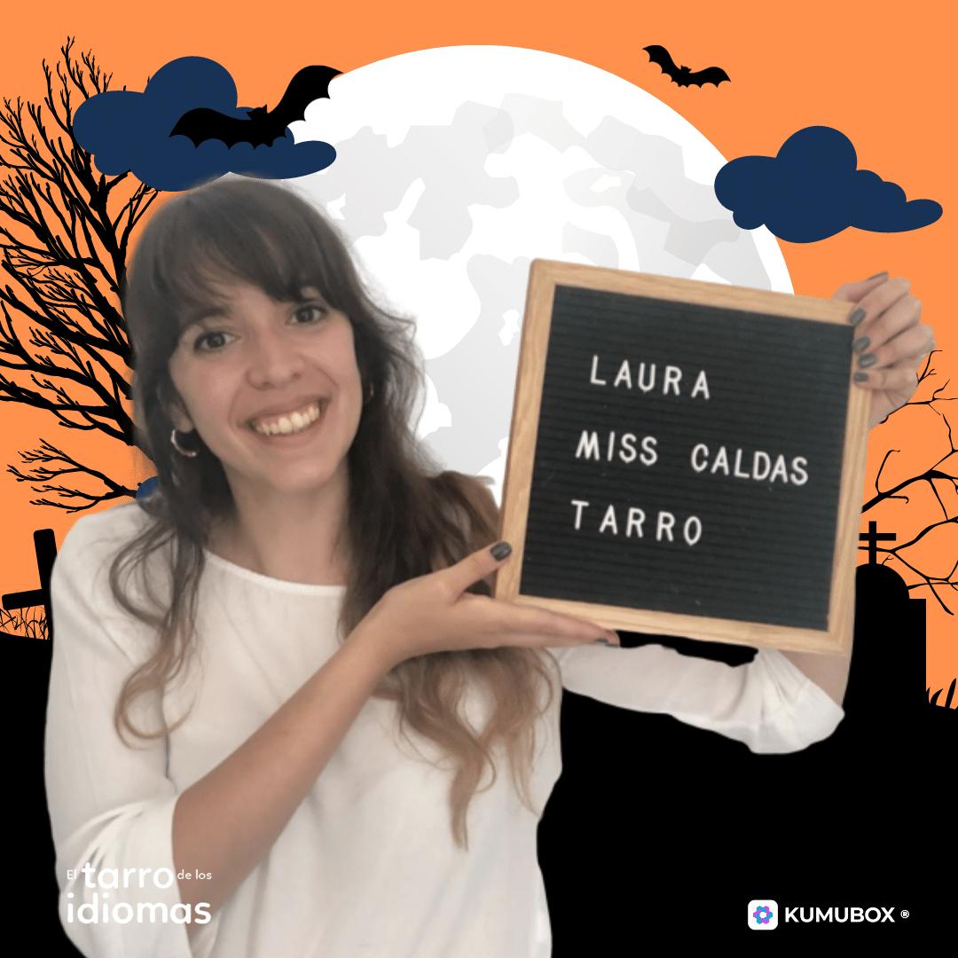 4. Laura Halloween